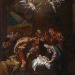 Catalogo Adoracion de los Pastores Antonio del Castillo y Saavedra Galeria Caylus