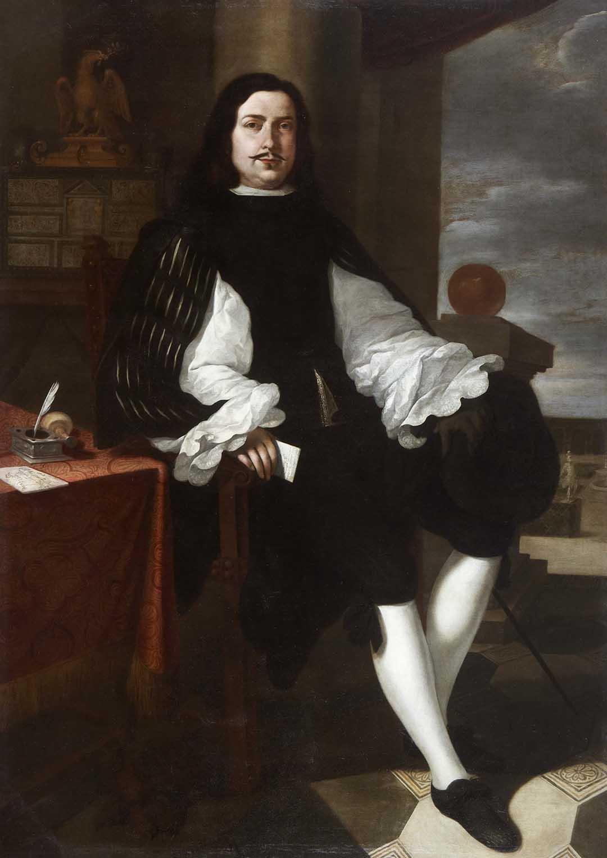 Catalogo Retrato de Juan Bautista Priaroggia Cornelis Schut III Galeria Caylus