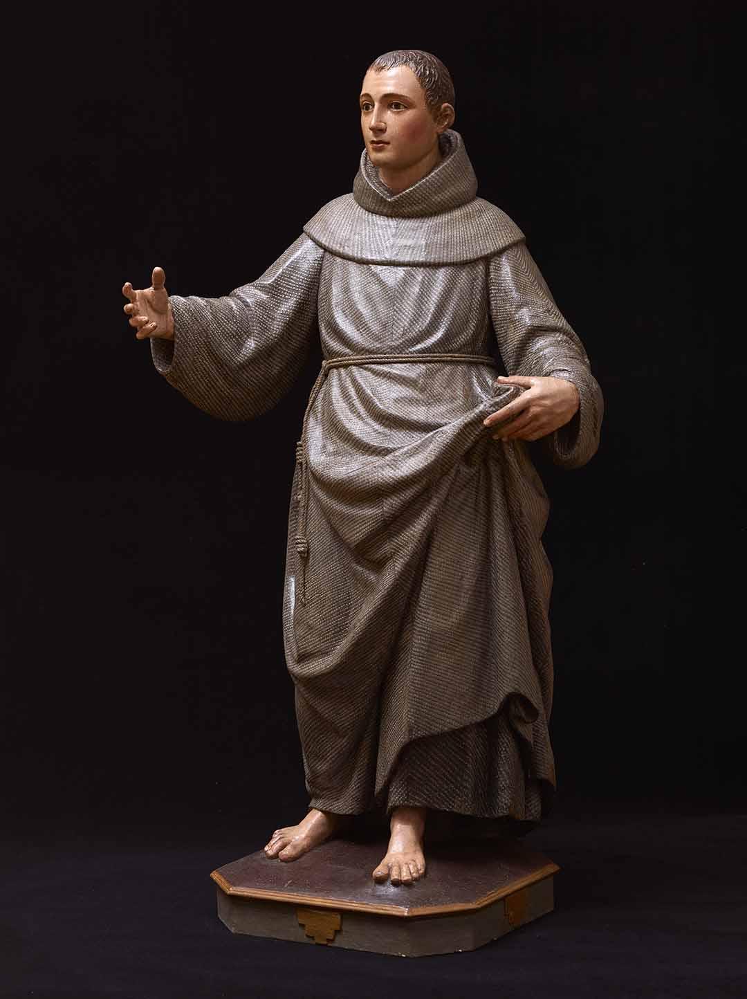 Catalogo San Diego de Alcala I Bernardo de Mora Galeria Caylus