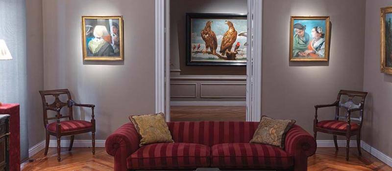 Contacto Galería Caylus Galería Caylus Pintura Antigua Española Italiana Arte